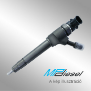 0445115043 Common Rail injektor